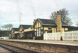Bolton Abbey Station near Skipton