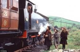 The Railway Children filmed on the K&WVR in 1970
