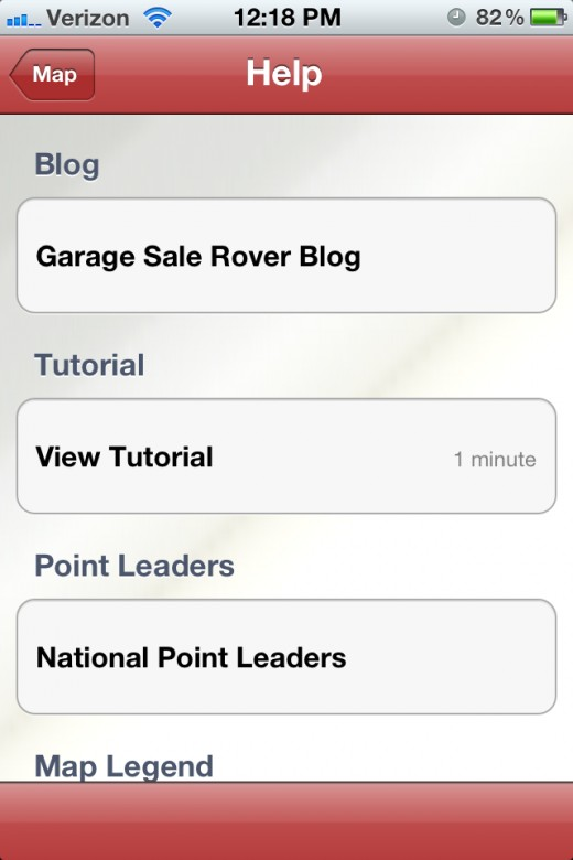 Access blog and tutorial.