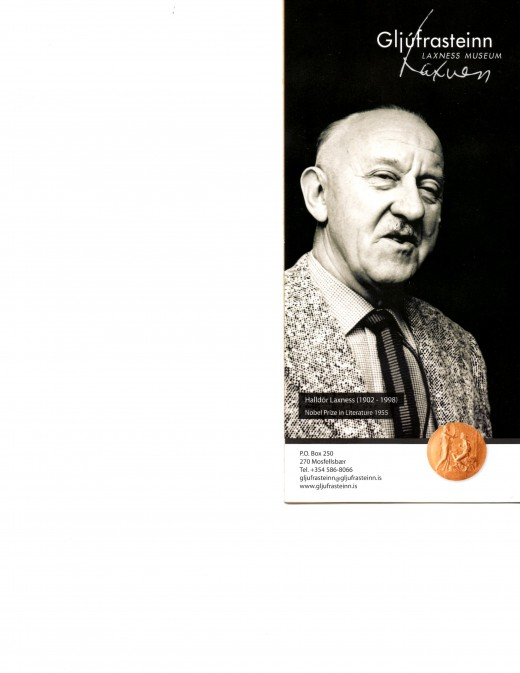 Halldor Laxness, Nobel Laureat