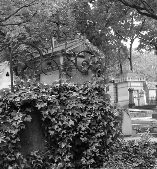 Père Lachaise, May 2012