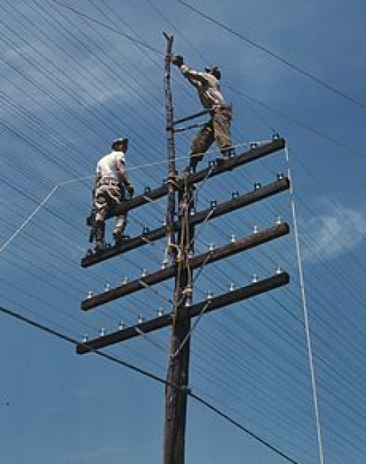 Wages as an Electrician can vary with specialized training and the length of time in the trade.