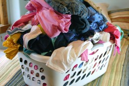 Even folding the laundry can feel like a major chore for the grieving.