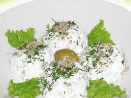 The Snow White Salad