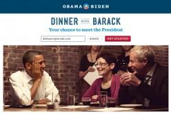Dinner with Barack Obama