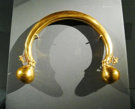 Bronze Torc