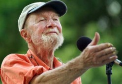 "Pete Seeger, ""The Power of Song"""
