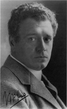J.J.P. Oud. c 1918. Photo (anonymous)