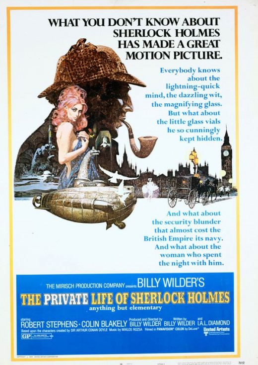 The Private Life of Sherlock Holmes (1970)