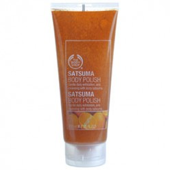 Skin Care Review: Satsuma Body Polish