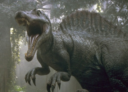 Spinosaurus, the biggest carnivore