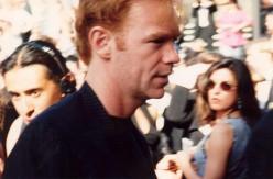 DAVID CARUSO of CSI: Miami.