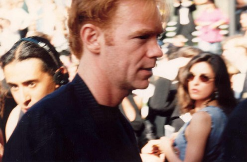 DAVID CARUSO of CSI: Miami.