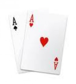 """One Pair (""""Pocket"""" Aces)"""