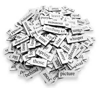 there is seemingly a limitless amount of words in English- some sources say around 600,000 distinct words