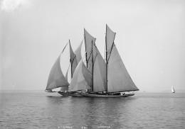 John Rogers Maxwell's schooner Emerald (Henry C. Wintringham design.