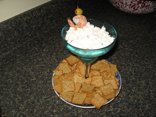Include several party appetizer recipes that can be made ahead of time, like dips and spreads.