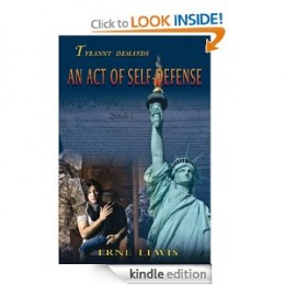 An Act of Self-Defense Book Cover Photo