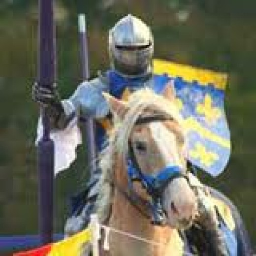 Paragon Jousting, a fantastic jousting performance company!