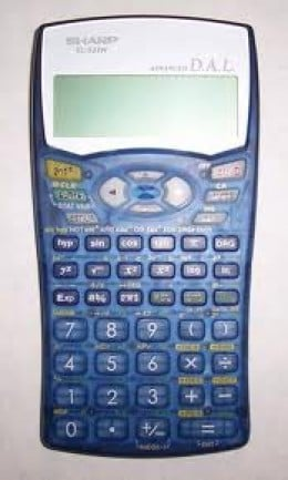This modest little calculator ( $10 new) almost got me kicked out of the PE Exam- before it began.