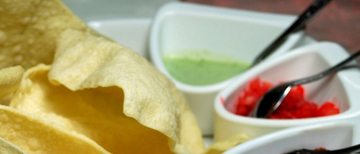 POPADUMS: A DELICIOUS STARTER OR ACCOMPANIMENT TO YOUR INDIAN FEAST