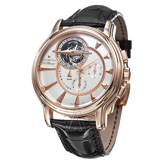 Zenith Academy 18-1260-4005-01-C505 Men's Watch