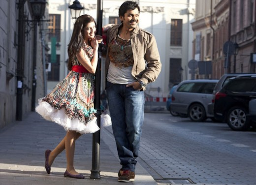 Lead pair Pranitha and Karthi in SAGUNI