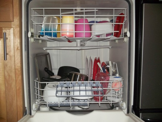 Stuff you can put in the dishwasher!