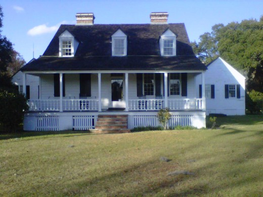 Charles Pinckney National Historical Site *Free Parking, Free House Tour, Free Great Family Picnic Spot!