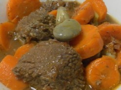 Quick and Easy Beef Stew Recipe in a Pressure Cooker