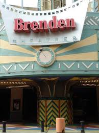 Brenden Theater in downtown Modesto