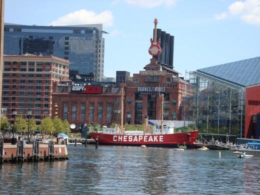Baltimore Harbor #2