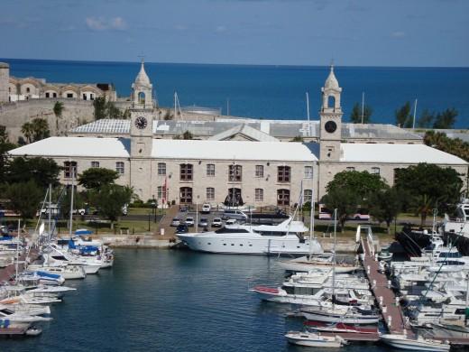 Bermuda clock tower