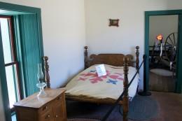 Majordomo, Servants Quarters, and Weaving Room