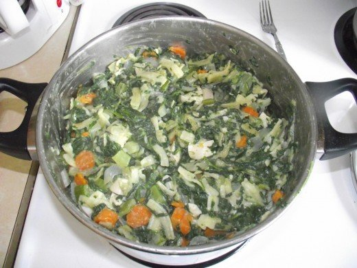 how to cook turnip greens healthy
