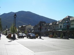 The Town of Banff was founded in 1885 and has many unique shops, hotels, and restaurants.  There are several ski resorts within a short drive of the town.
