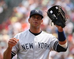 "ALEX RODRIGUEZ, ""A-ROD"" OF NEW YORK YANKEES."