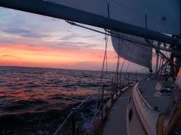 Sunset Undersail