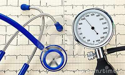 It is important to get your blood pressure and heart monitored regularly.