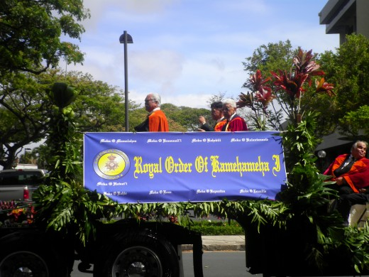 The Royal Order of Kamehameha I is a Knightly Order established in 1865 in defense of the sovereignty of the Kingdom of Hawaiʻi.
