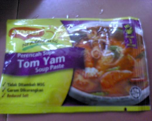 Maggi Tom Yam paste