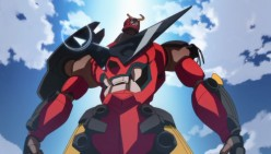 Anime Reviews: Gurren Lagann