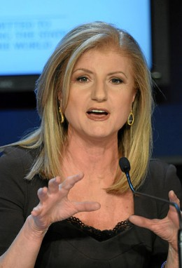 """Arianna Huffington started the Huffington post as a blog.  Now her """"news site"""" is a preferred source of information by the Google algorithms."""
