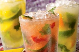 The perfect summer fruity alcoholic drink.