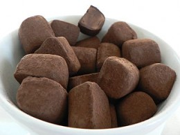 Eating chocolate can have a positive effect on mood.
