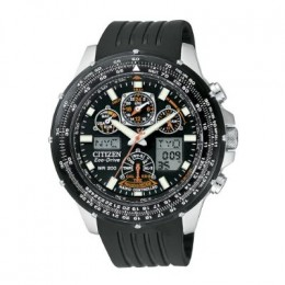 Men's | Eco-Drive | Stainless Steel | Rubber