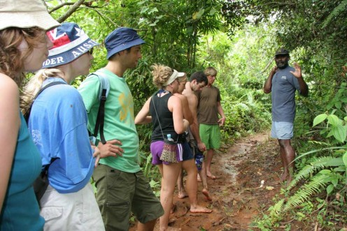 Clothing for jungle trek