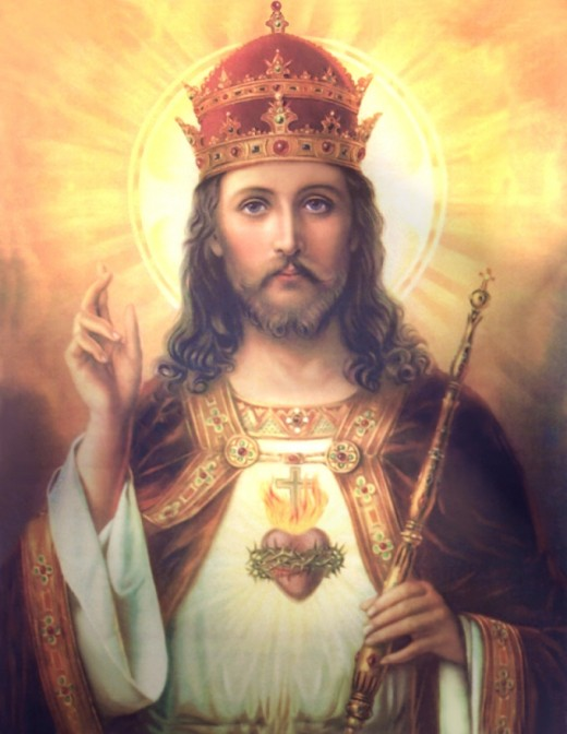 Jesus has a throne in Heaven, and many Christians plan on bowing before him for ETERNITY