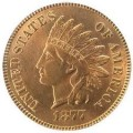 1877 Indian Head Penny Values And Facts