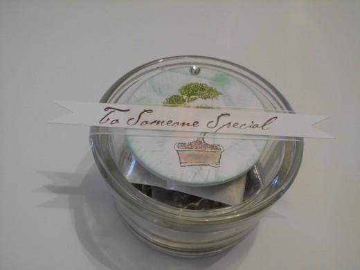 Bonsai Tree Seed Wedding Favor with mini care book